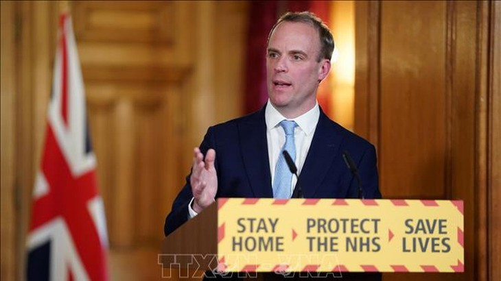 UK to host vaccination forum - ảnh 1