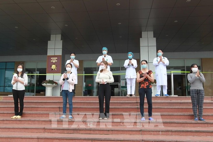 No new cases of COVID-19 reported on Sunday, 225 fully recover - ảnh 1