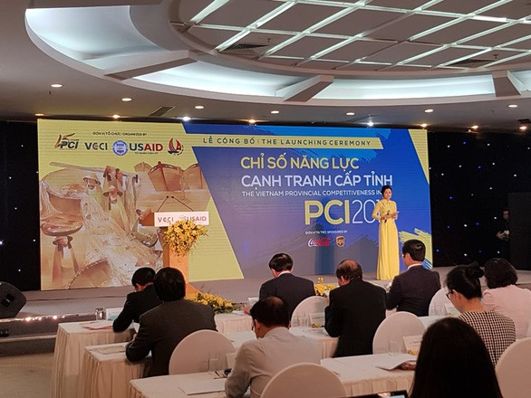 Quality of provincial economic governance highest in 15 years: PCI report - ảnh 1