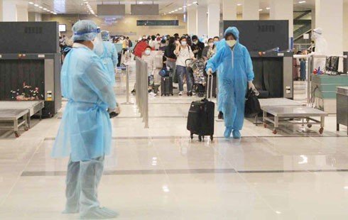 COVID-19: 17 new cases reported, all entering from UAE - ảnh 1