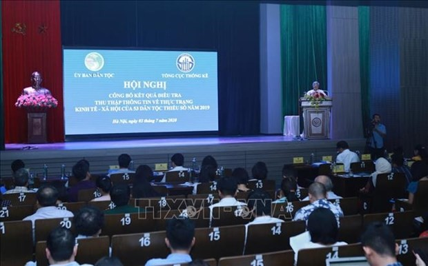 Results of 2019 census on ethnic minority groups announced - ảnh 1