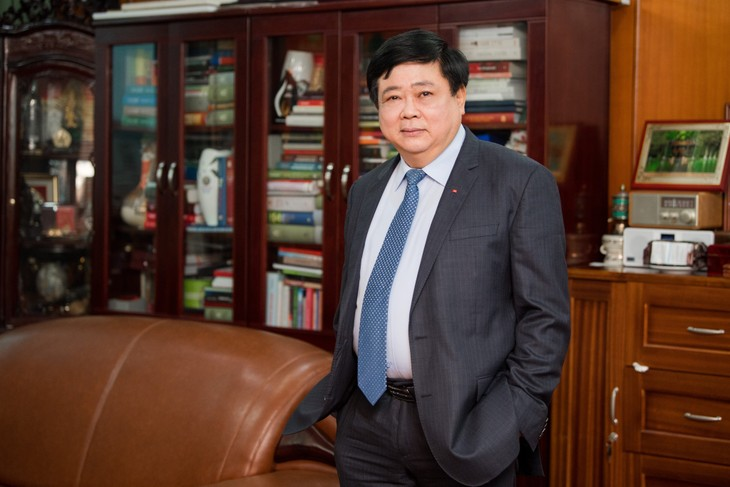 Hearing the Voice of Vietnam - VOV President Nguyen The Ky's interview on ABU Magazine   - ảnh 1