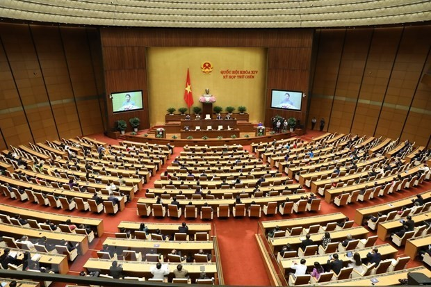 Year-end NA session to take place over 18 days - ảnh 1