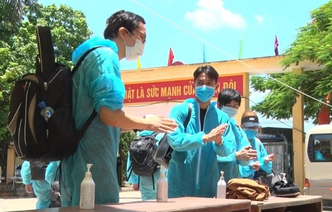 Vietnam goes 91 days without new COVID-19 infection in community - ảnh 1