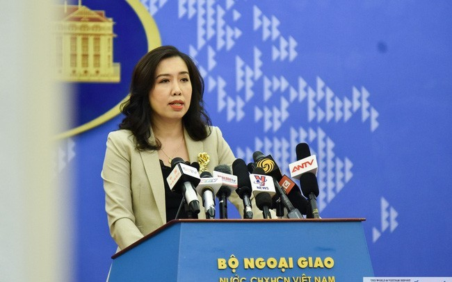 All countries are bound to comply with international law - ảnh 1