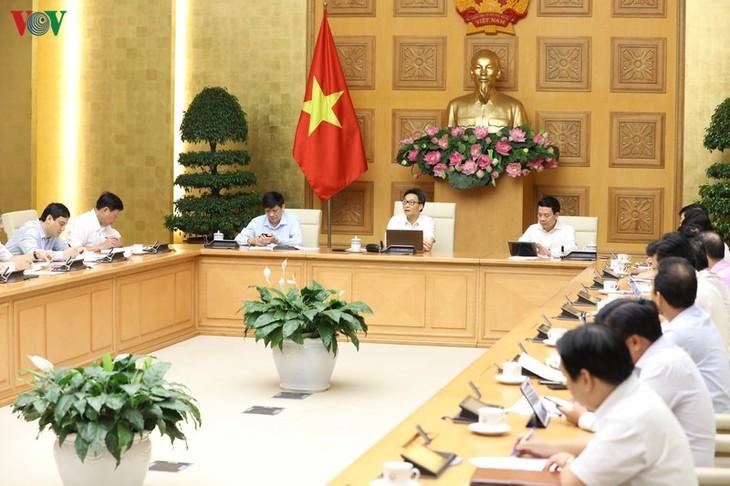 Vietnam reactivates COVID-19 prevention measures - ảnh 1