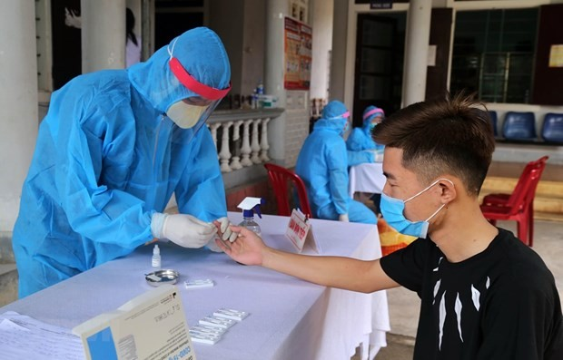 Two new COVID-19 cases linked to Da Nang outbreak - ảnh 1
