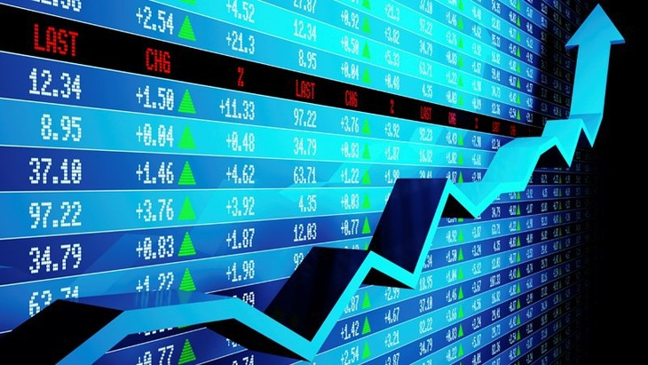 Vietnamese stock market grows steadily - ảnh 1