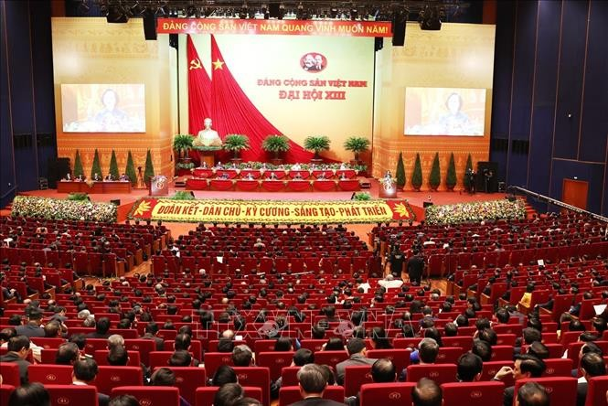 Personnel work prepared on principles of democracy, solidarity, consensus - ảnh 1