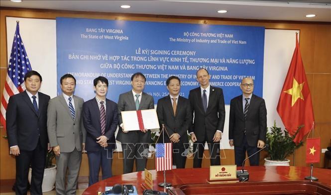 Vietnam, West Virginia bolster bilateral cooperation - ảnh 1