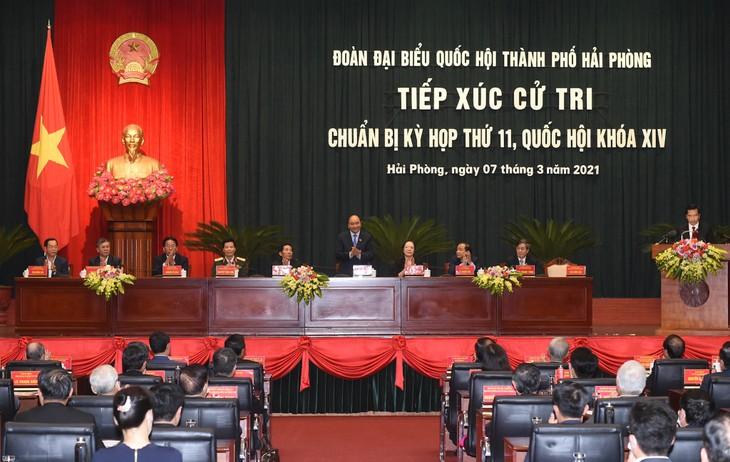 Hai Phong urged to focus on marine economy, high-tech, tourism - ảnh 1