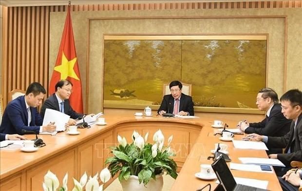 Vietnam enhances cooperation with US in coping with climate change - ảnh 1
