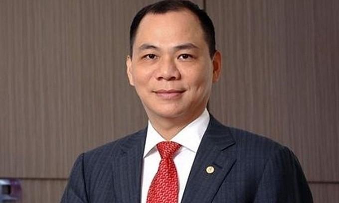Vietnam's richest man could enter top 50 billionaires list - ảnh 1