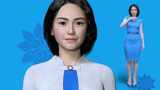 First Vietnamese digital human projects launched in HCM City - ảnh 1