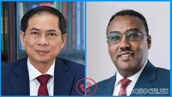 Vietnam, Ethiopia strengthen bilateral ties - ảnh 1