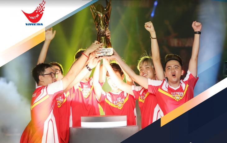 Vietnam e-sports white book debuts - ảnh 1