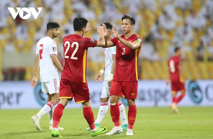 Vietnam advance to third round of World Cup qualifiers for first time - ảnh 1