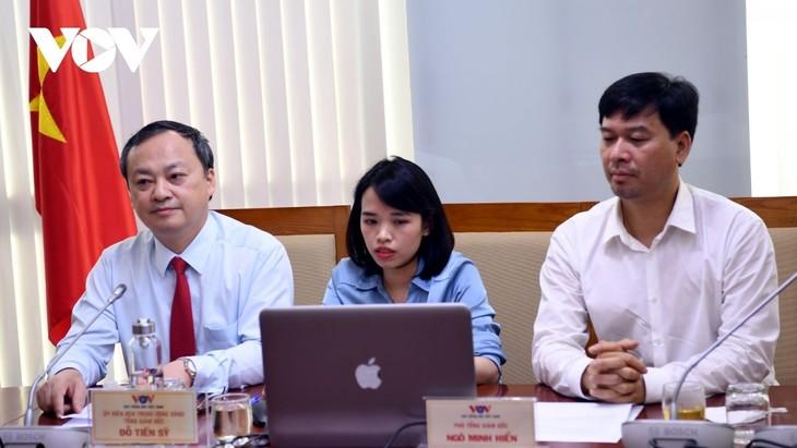 Voice of Vietnam - an active, responsible ABU member - ảnh 1