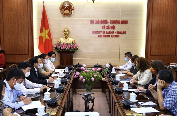 Vietnam hopes to receive WB's continuous support in social welfare - ảnh 1