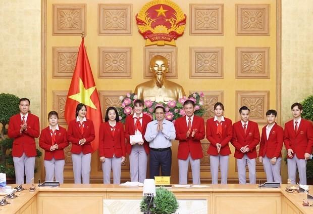 Sport achievements demonstrate Vietnamese people's will: PM - ảnh 2