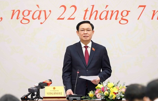 National Assembly must continuously reform: Top legislator - ảnh 1