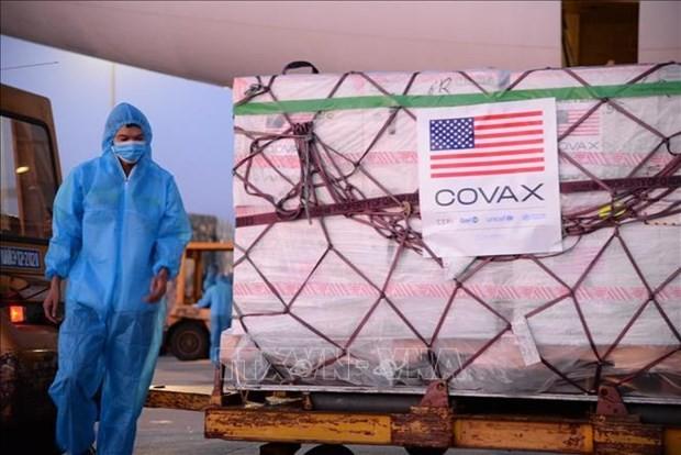 Three million doses of Moderna COVID-19 vaccine to arrive on Sunday: spokesperson - ảnh 1