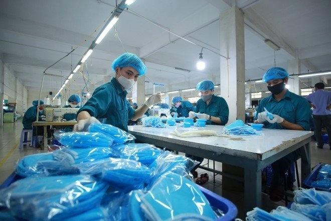 Vietnamese businesses creative in pandemic - ảnh 1