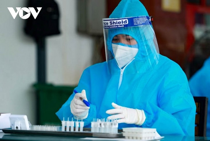 Vietnam logs additional 4,150 COVID-19 cases on Thursday - ảnh 1