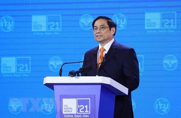 PM: digital transformation needs global approach - ảnh 1
