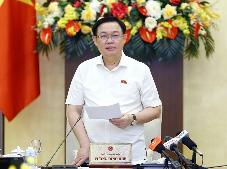NA expects to hold extra meeting to address urgent issues - ảnh 1