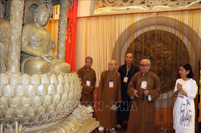 越南民族传统佛教艺术空间开放 - ảnh 1