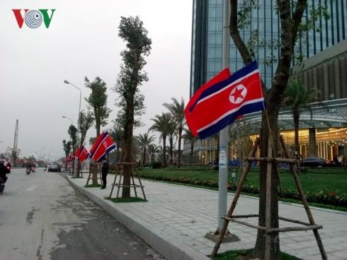 广宁与海防为接待朝鲜代表团做了充分准备 - ảnh 1