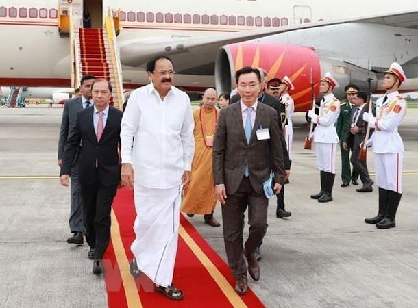 印度承诺加强与越南的合作关系 - ảnh 1