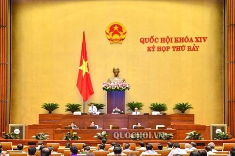 《税务管理法修正案(草案)》接近国际惯例和准则 - ảnh 1