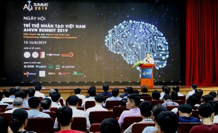 越南大力发展人工智能创业生态系 - ảnh 1