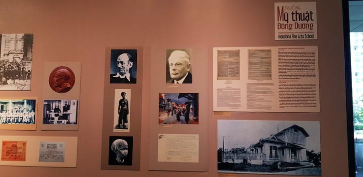 20世纪初在河内的印度支那美术与应用技术专题展览会 - ảnh 1