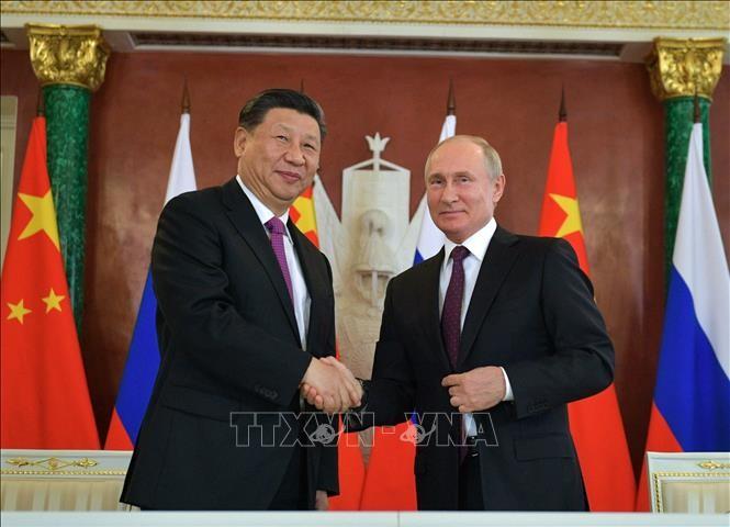 中俄在新时代扩大合作规模 - ảnh 1