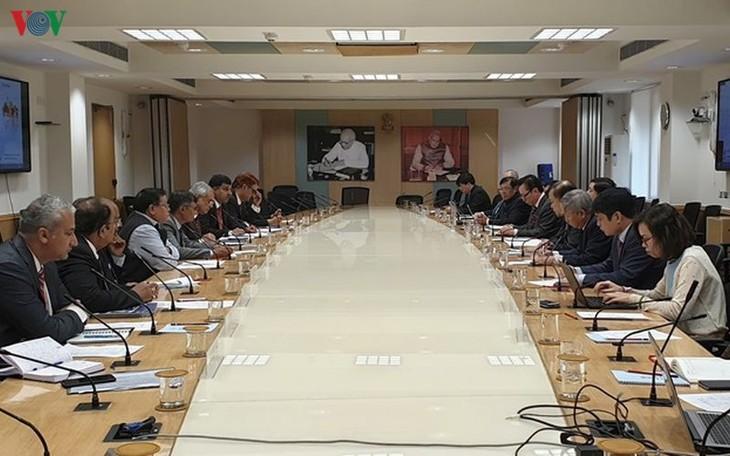 越南和印度加强贸易合作 - ảnh 1