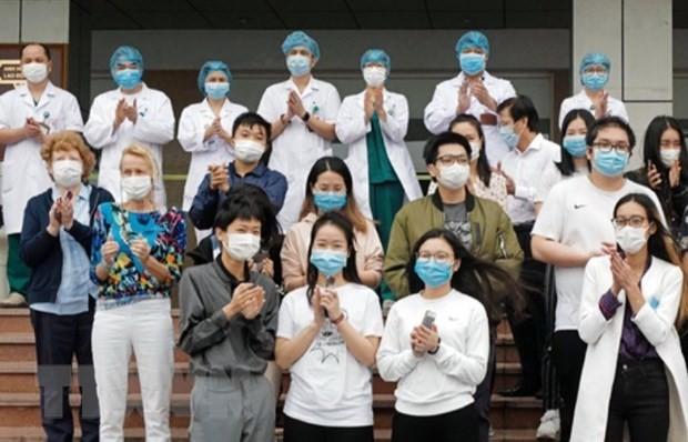 德国媒体赞扬越南新冠肺炎疫情防控措施 - ảnh 1