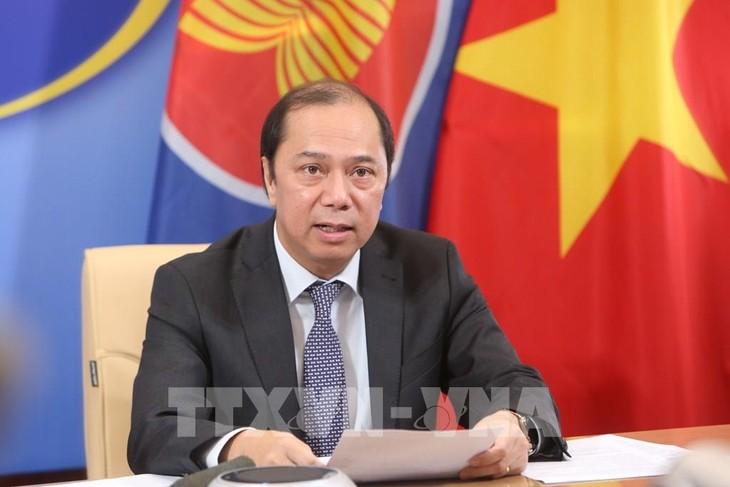 越南希望美国和中国在防控新冠肺炎疫情工作中发挥重要作用 - ảnh 1