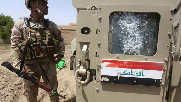 Dozens of IS militants killed in Iraq, Syria - ảnh 1