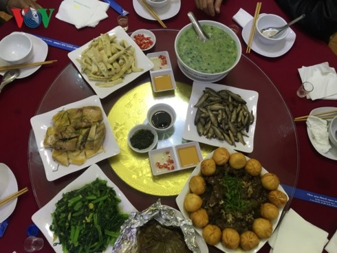 Special Thai fish dish in Son La province  - ảnh 1