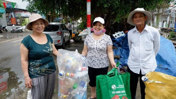 """Da Nang women opt for """"green life""""  - ảnh 1"""