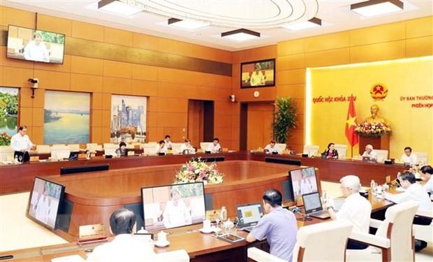 NA Standing Committee urges for socio-economic development scenarios  - ảnh 1