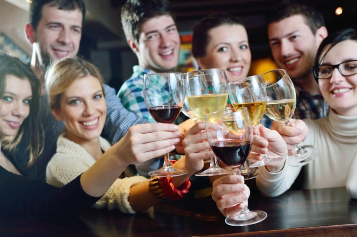French wine etiquette - ảnh 4