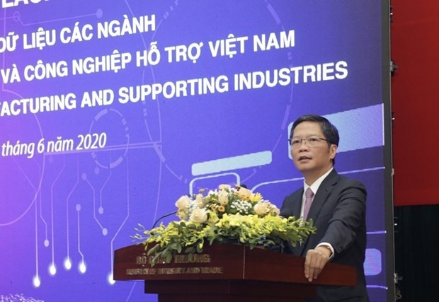 Database launched to link processing, manufacturing, supporting industries - ảnh 1