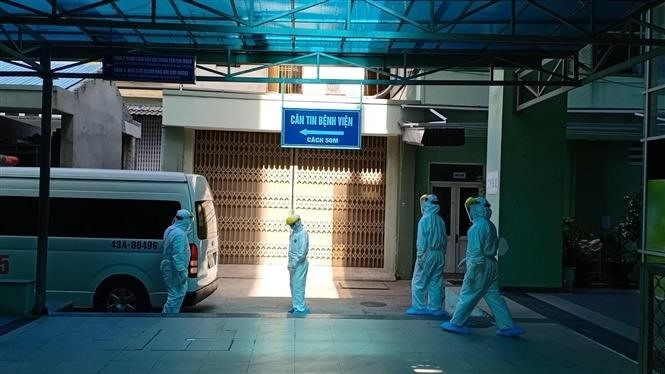 People in contact with Da Nang COVID-19 suspect test negative for the virus - ảnh 1