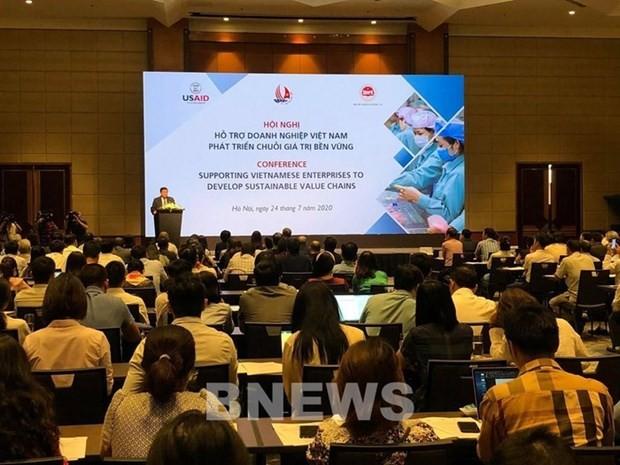 US helps Vietnamese enterprises develop sustainable supply chains - ảnh 1