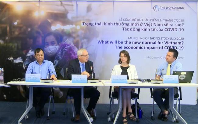 WB: Vietnam's economy expects good recovery despite Covid-19  - ảnh 1