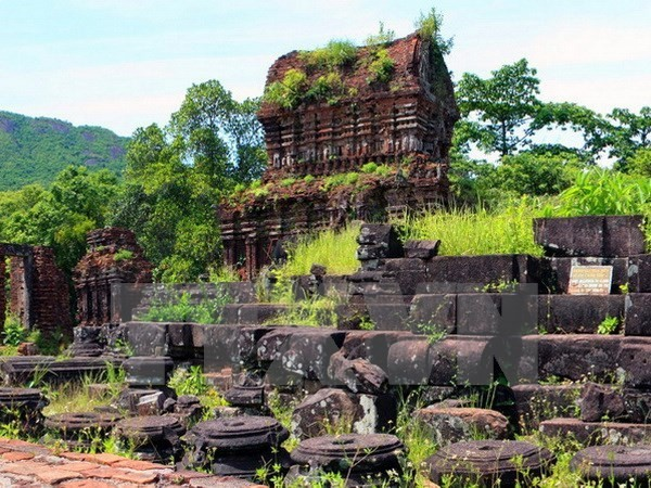 Project on preserving World Culture Heritage of My Son approved  - ảnh 1